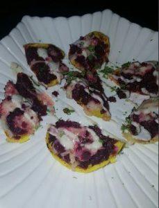 Food from Masala Bar Restaurant