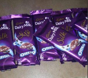 Cadbury Silk Oreo