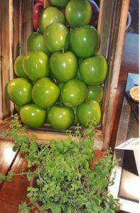Washington  Green Apples