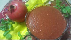Pomegranate Chutney