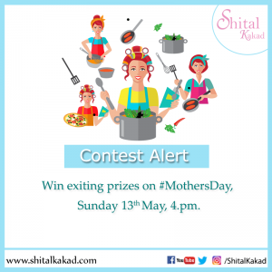 Contest for food Bloggers