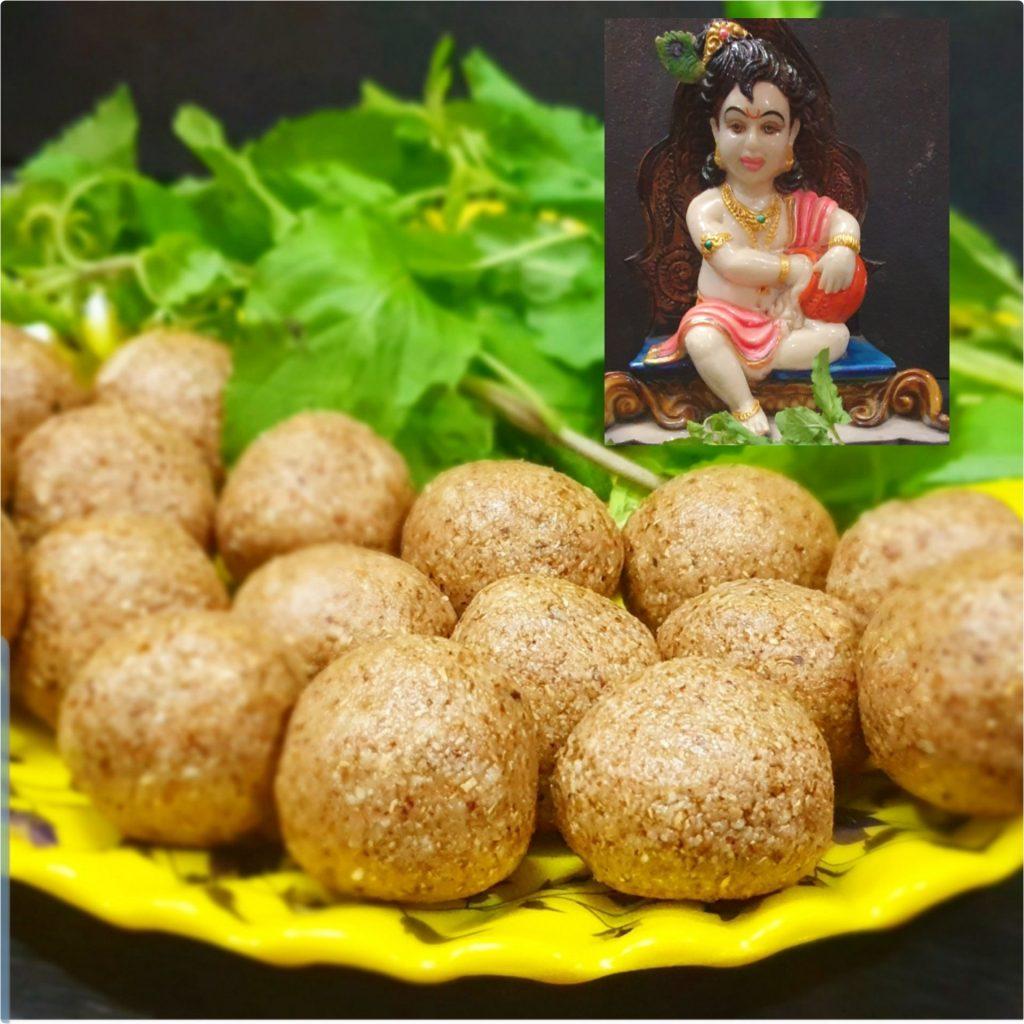 Panjeeri Ladoo Recipe